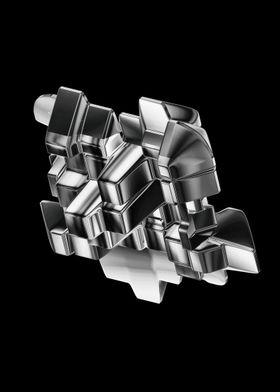 futuristic geometry 1