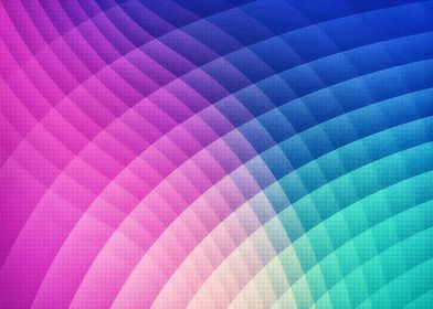 Abstract Colorful Art Pattern (LTBG  - Low poly)