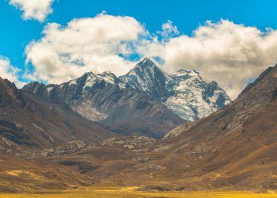 Cardillera Huayhuas - Huaraz Perú