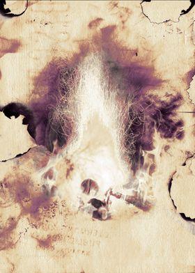 Burnt Parchment VI