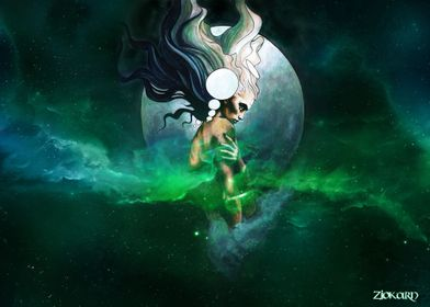 Sorrow of the Universe (Green)
