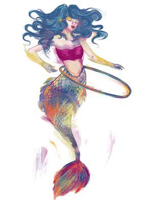 When Mermaids Play