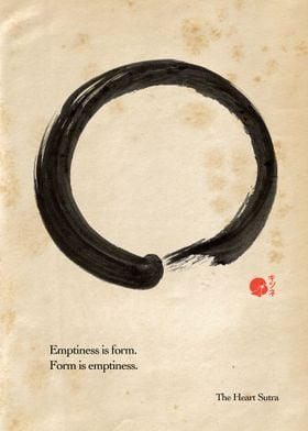 Emptiness is Form