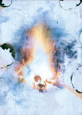 Burnt Parchment IV