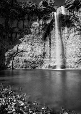 Waterfall Sopot of Istria