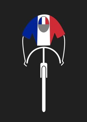 Tour de France, vintage cycling poster