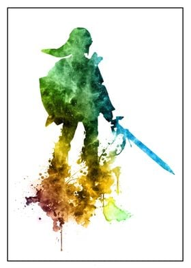 Link- Legend of zelda