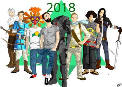 IGDB Crew 2018