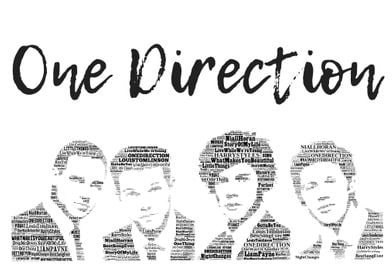 One Direction tribute - 1D