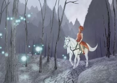 Fairies in the Forest