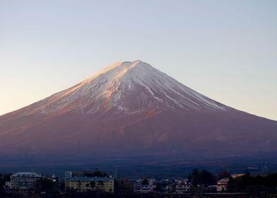 Good Morning Fuji-san