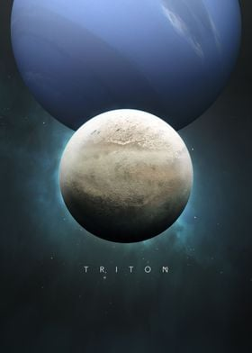 A Portrait of the Solar System: Triton