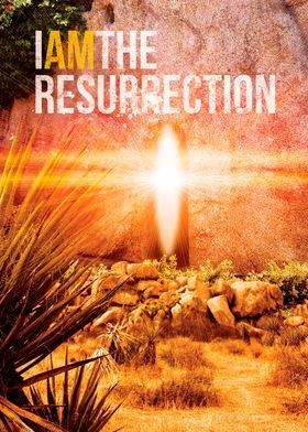 I Am The Resurrection V2