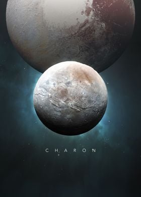 A Portrait of the Solar System: Charon