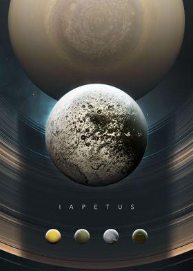 A Portrait of the Solar System: Iapetus
