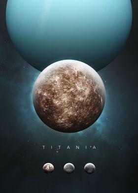 A Portrait of the Solar System: Titania
