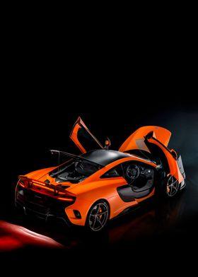 McLaren 675LT studio