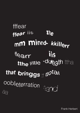 f fear