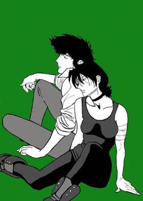 Spike & Faye