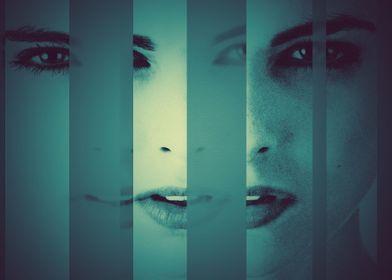 Fractal Faces