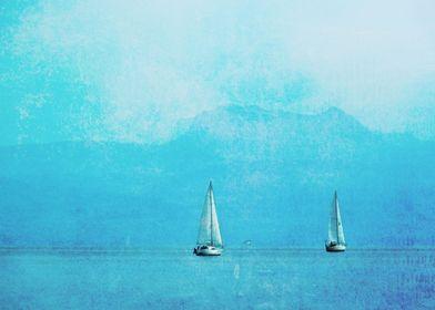 sailing blue