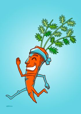 Running Carrot