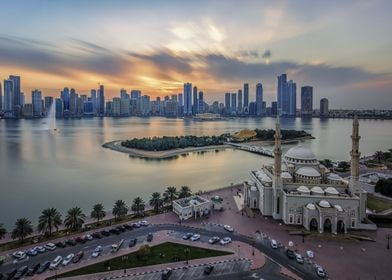 Time Traveling in Sharjah