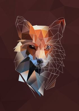Fox - sketch