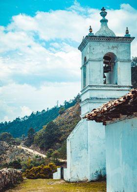 Iglesia colonial_1827_Hondura
