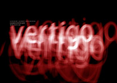 poster of the vertigo movie