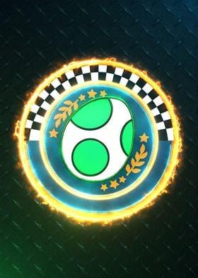 3D Egg Cup emblem