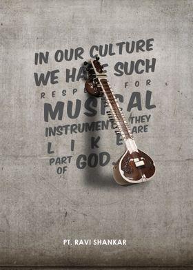 Musical God
