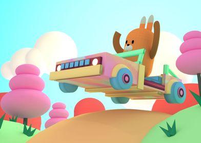 Bunny Driver