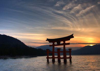 Miyajima Sunset