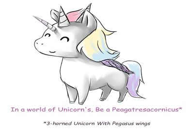 Pegasus/Unicorn