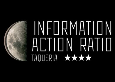 Information Action Ratio