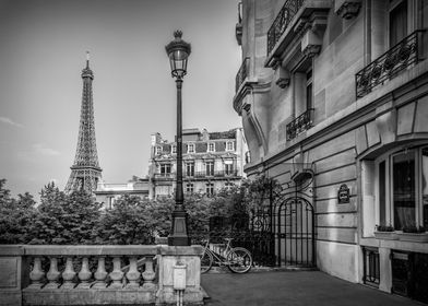 Parisian Charme monochrome