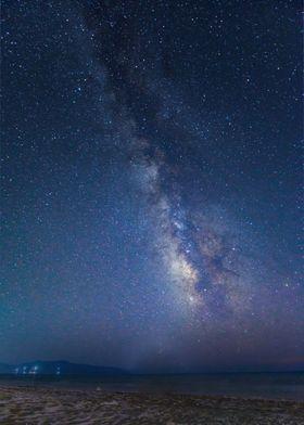 An amazing Milky Way