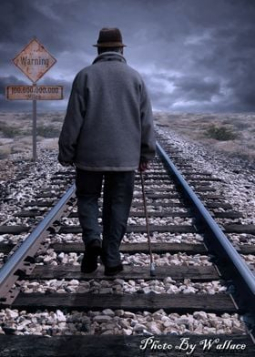 A long Way Walking