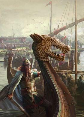 Viking sailor