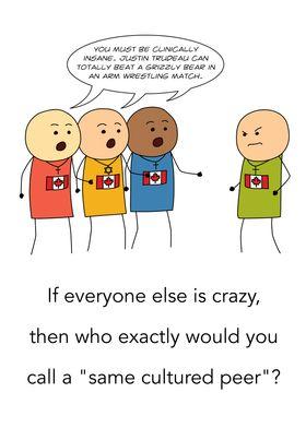 Same Cultured Peers