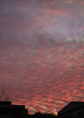 sunset copa