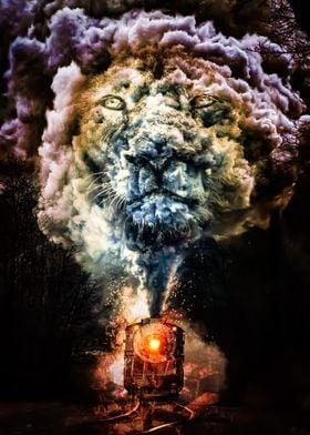 The Lion Train