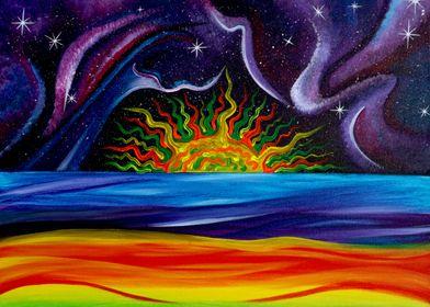 Rasta Sun - Cosmic Space