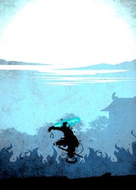 Blue Exorcist Rin
