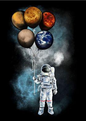 Spaceman's Trip