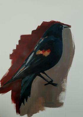 Red Bird Beige