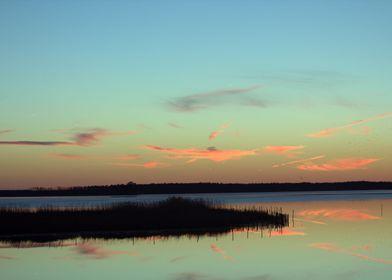 Sunset at Blackwater #2
