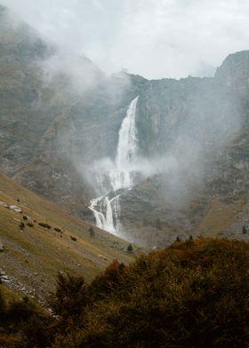 Serio falls