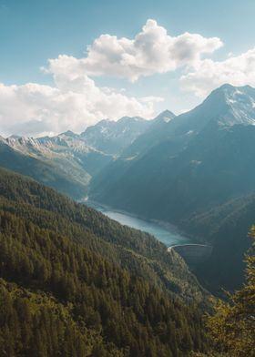 Belviso valley